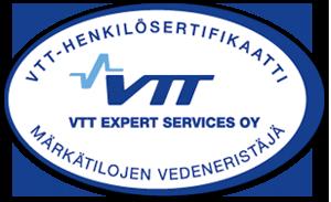 vtt-henkilosertifikaatti